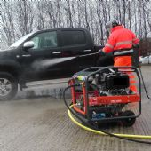 Petrol Pressure Washers (To Hire)